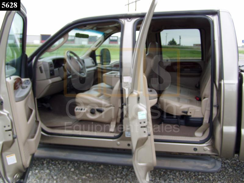 2004 Ford F-350 Lariat Super Duty Crew Cab (6.0 Powerstroke!) - New Replacement