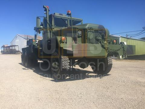 M819 6x6 Military Wrecker/ Recovery Truck (WR-400-20)