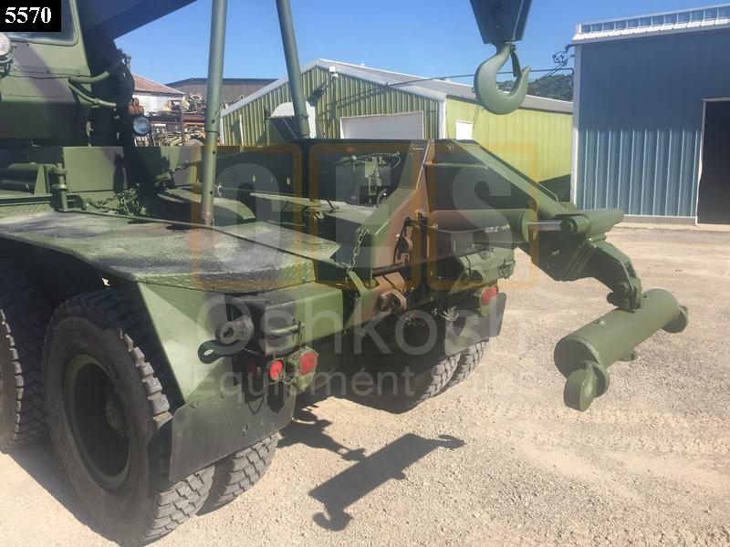 M819 6x6 Military Wrecker/ Recovery Truck (WR-400-20) - Rebuilt/Reconditioned