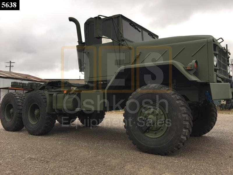 M931A2 6x6 5 Ton Military Tractor Truck (TR-500-67