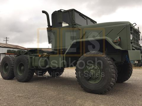 M931A2 6x6 5 Ton Military Tractor Truck (TR-500-67)