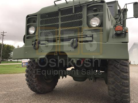 Military 6x6 Trucks For Sale, Parts and Generators - Oshkosh Equipment