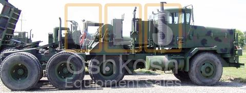 M911 22.5 Ton 8x6 Military Heavy Haul Tractor (TR-500-30)