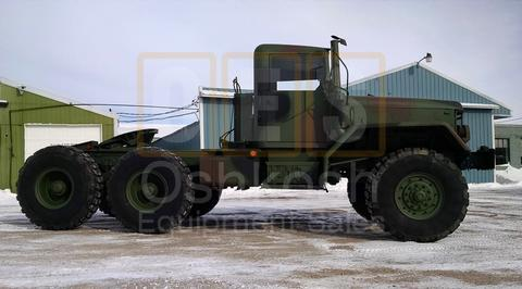 M818 6x6 5 Ton Military Tractor Truck (TR-500-52)