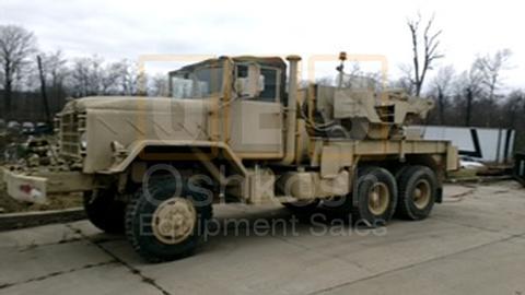 5 Ton Military Truck For Sale California