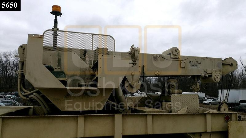 M936 5 Ton 6x6 Military Wrecker / Recovery Truck (WR-400-21) - Rebuilt/Reconditioned