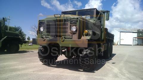 M923A1 6X6 Dropside Cargo Truck (C-200-62)